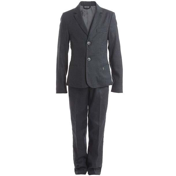 roberto cavalli boys formal suit