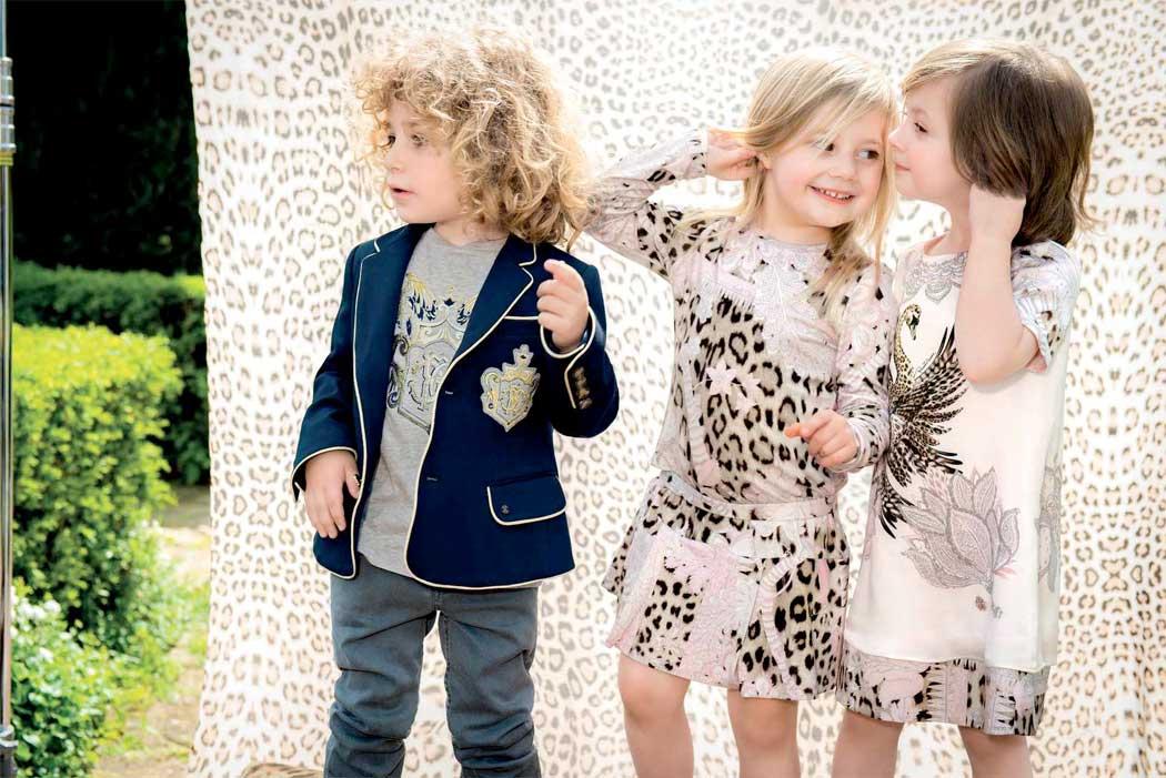 roberto cavalli junior baby clothes