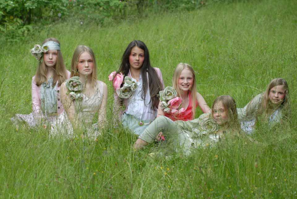 roma e toska girls summer clothes