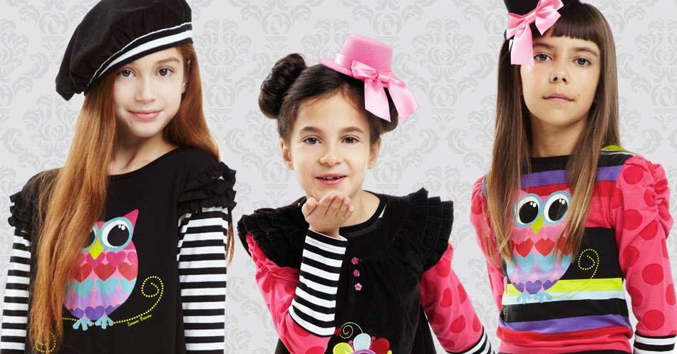 Servane Barrau Designs Girls Clothes Canada • Dashin Fas