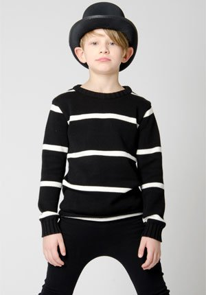 shampoodle fall winter 2013 girls black yellow clothes