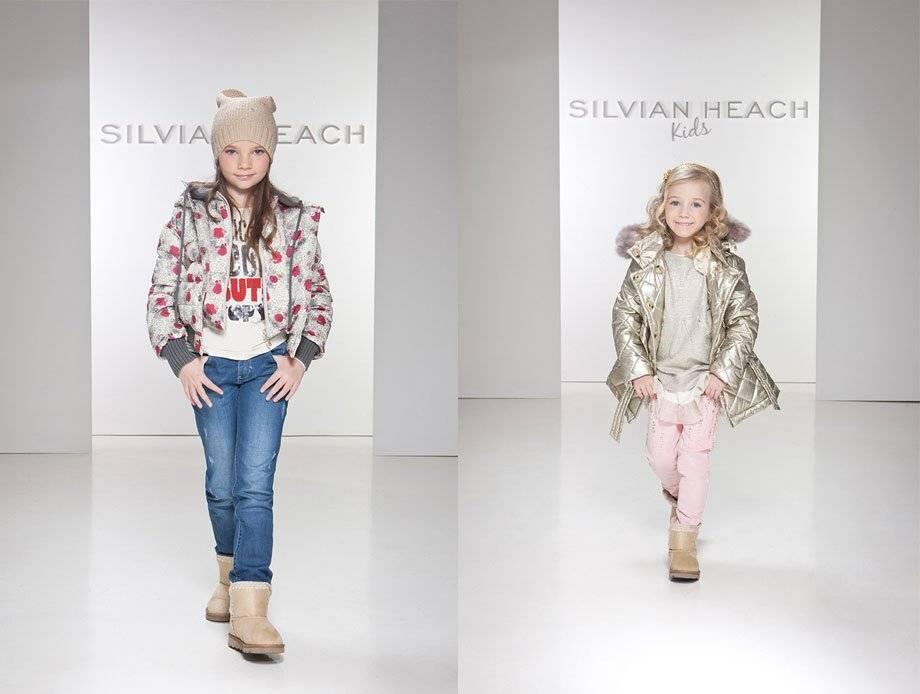 silvian heach girls clothes