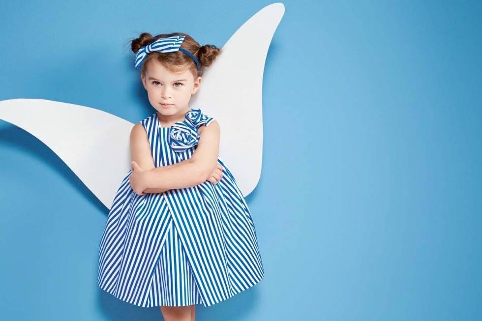 Simonetta Designer Girls Clothing from Italy