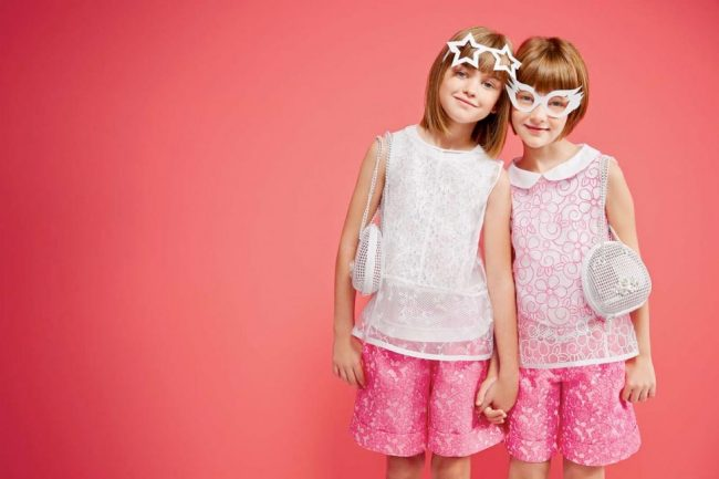 simonetta girls summer 2014 collection