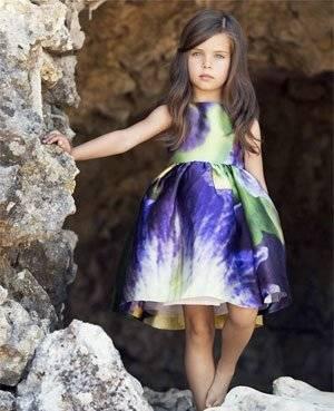 Oscar de la Renta Kids Sophie Party Dress