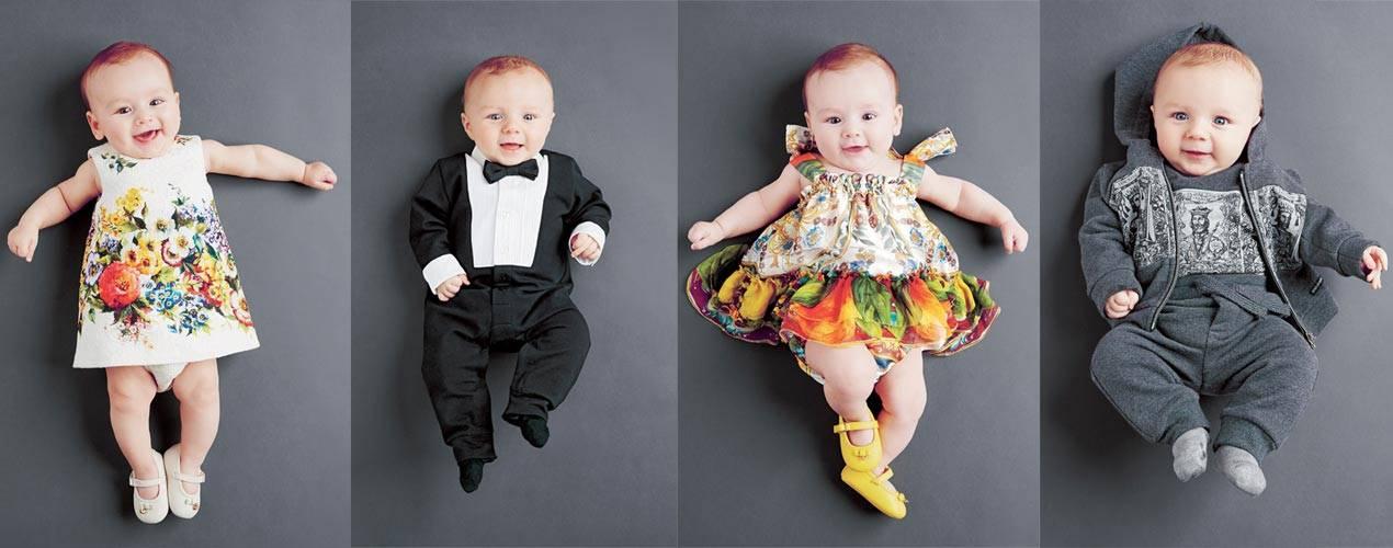 Dolce Amp Gabbana Baby Dashin Fashion