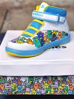 Skribbies shoes