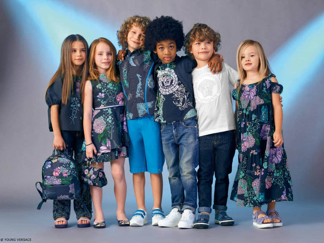 Shop Designer Kids Clothes - Adorable Special Occasion to Streetwear Look for Boys & Girls