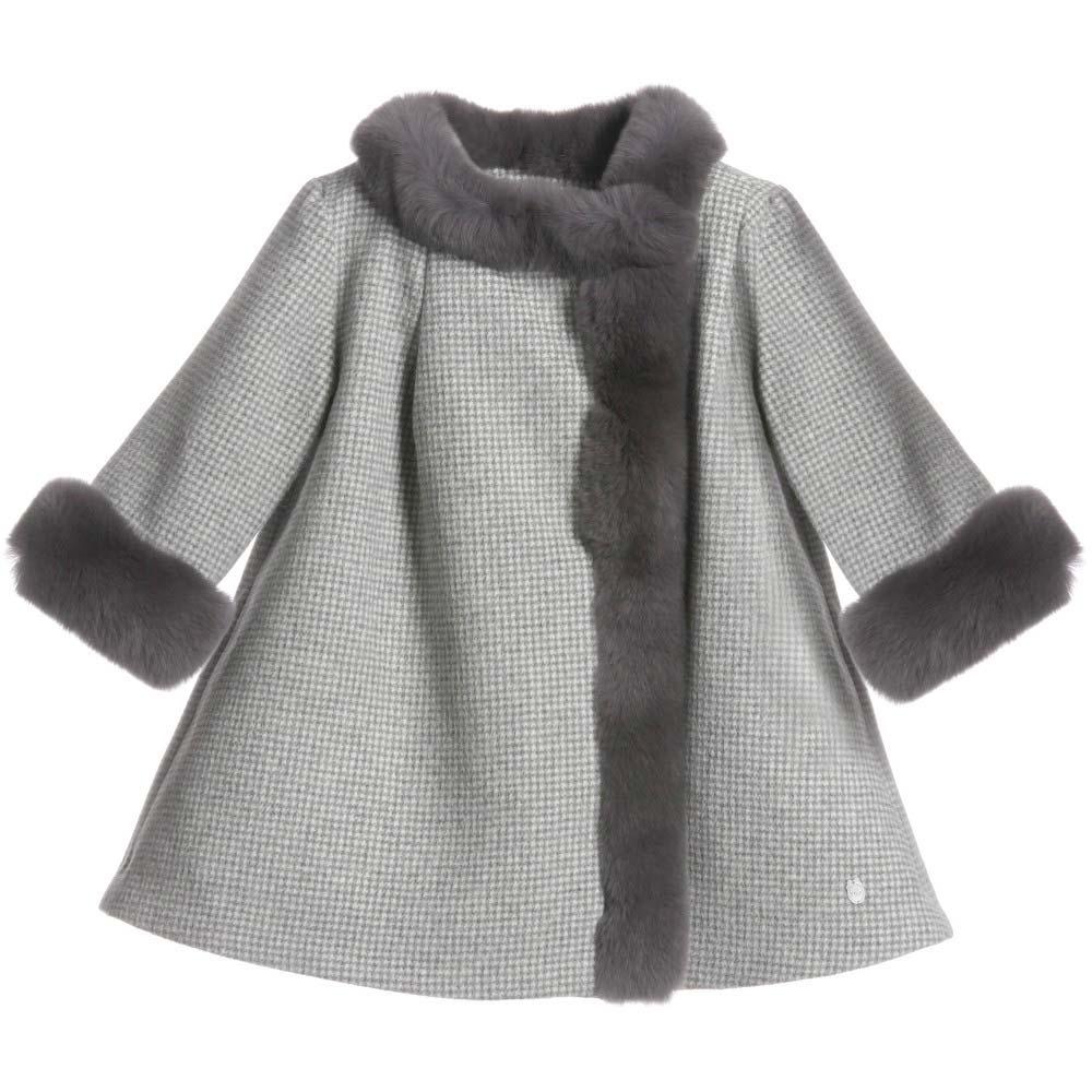 baby dior girls houndstooth jacket