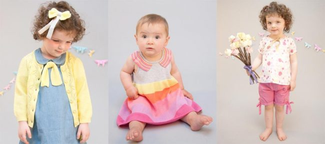 bonnie baby girls spring summer 2013 collection