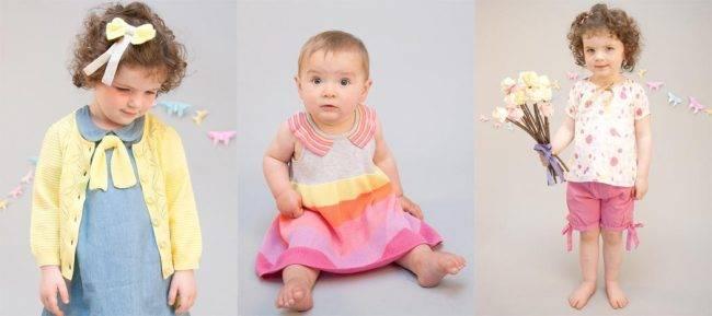 bonnie baby girls spring summer 2013 collection