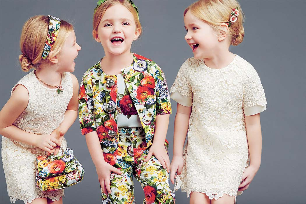 Shop Designer Girls Clothing