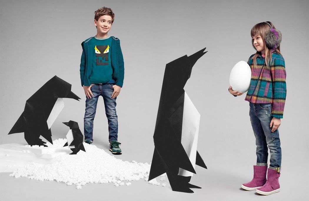 fendi kids clothes winter 2014