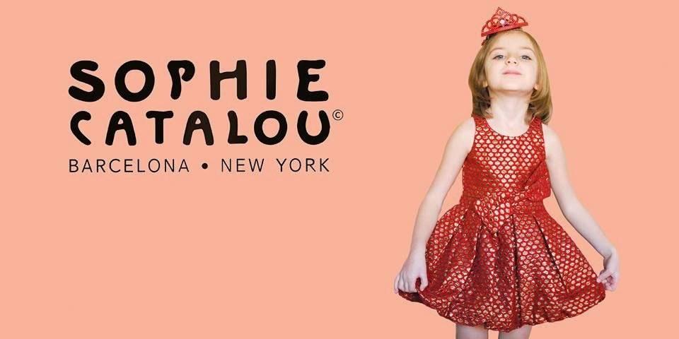 sophie catalou girls clothing