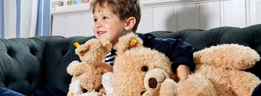 steiff boys clothes and toys