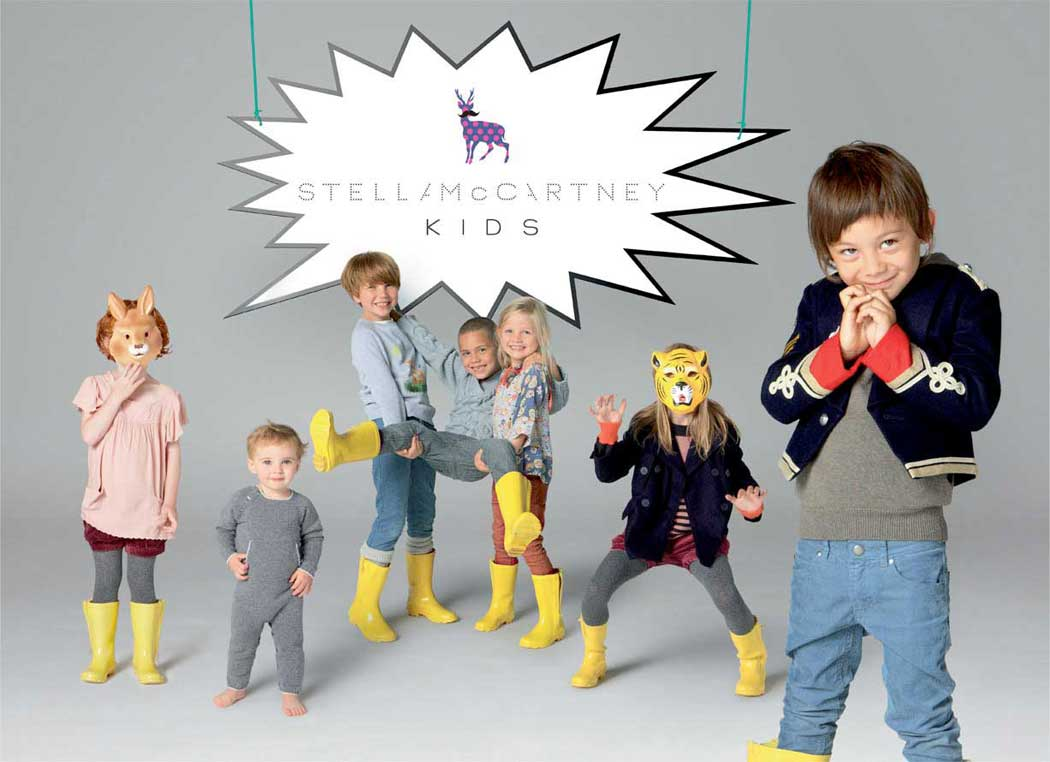 stella mccartney kids fall winter clothes