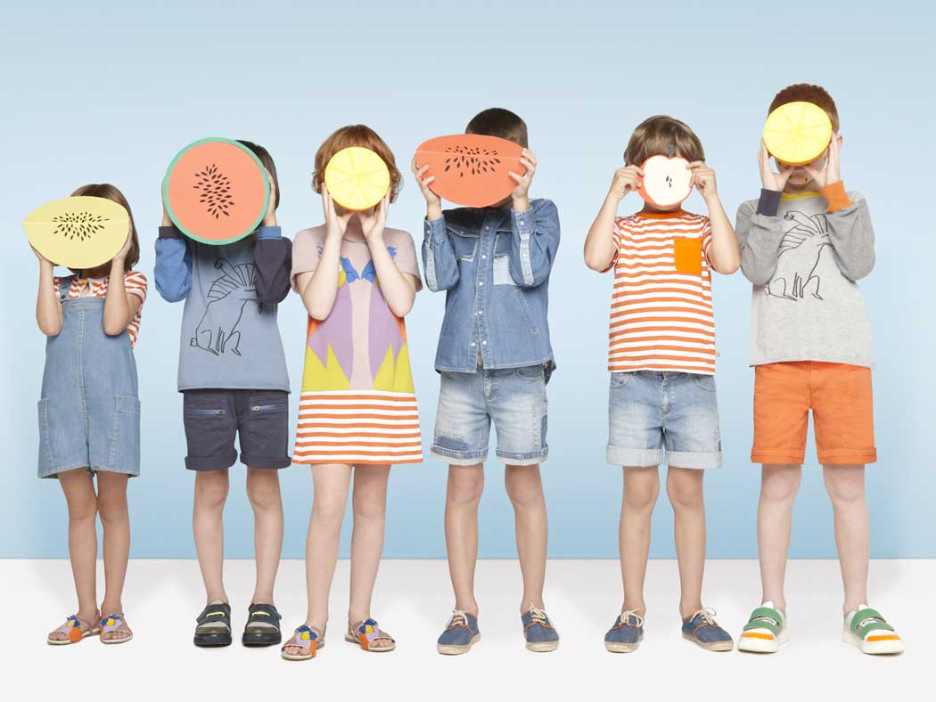 stella mccartney kids summer clothes