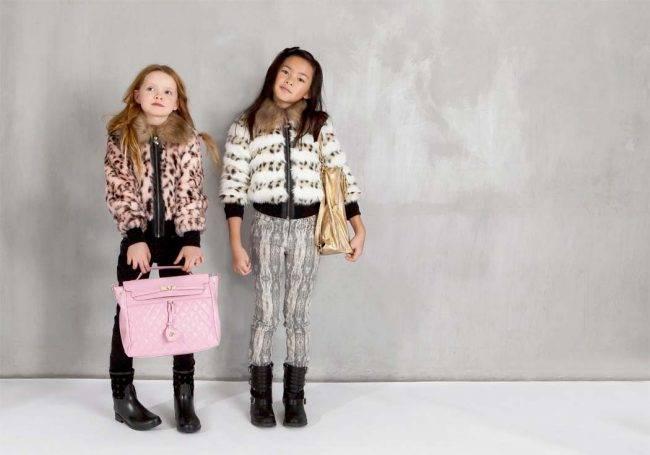 supertrash girls clothing winter 2015