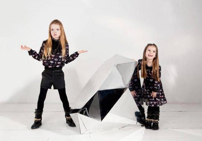 supertrash little girls collection