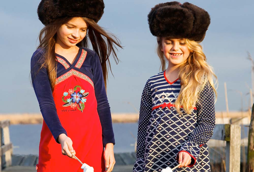 the dutch design bakery girls winter clothes