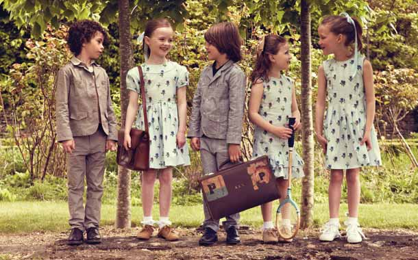 their nibs spring summer 2014 childrens clothes