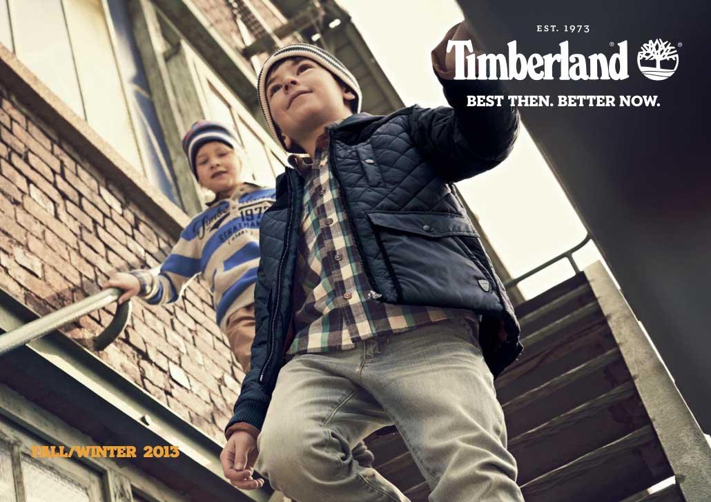timberland kids fashion