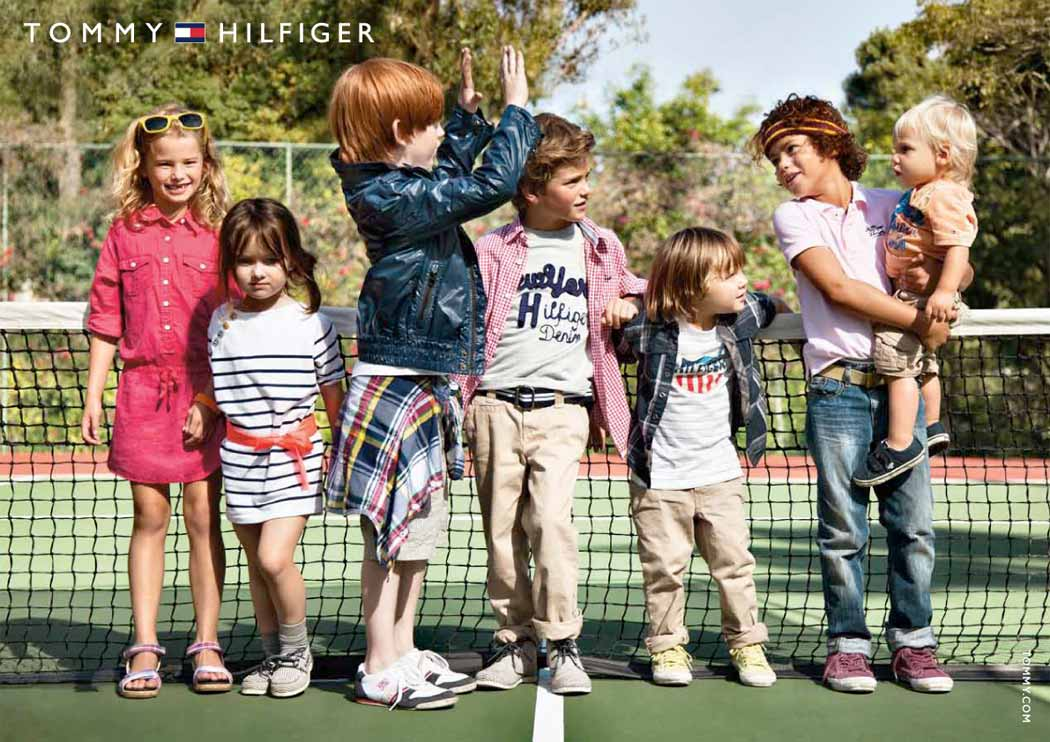 tommy hilfiger kids clothes usa