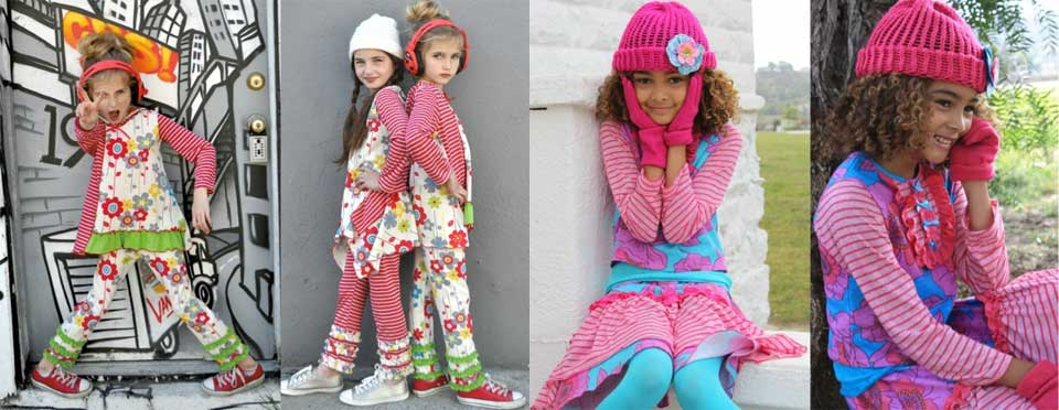 tralala girls clothes