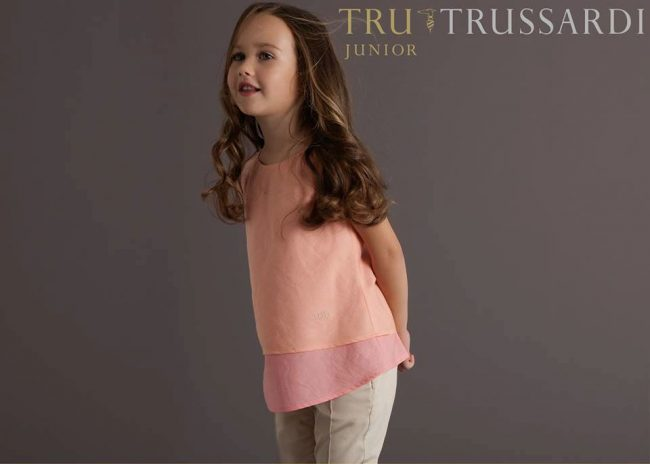 tru trussardi junior girls clothes