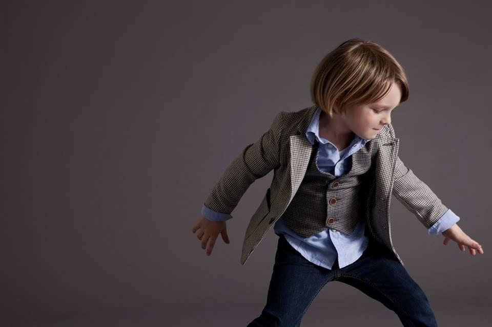 Tru Trussardi Junior Clothes Italy Dashin Fashion