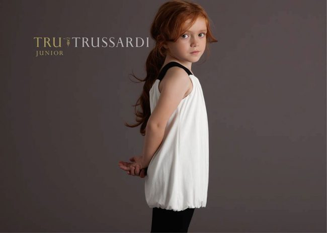 tru trussardi junior girls fashion