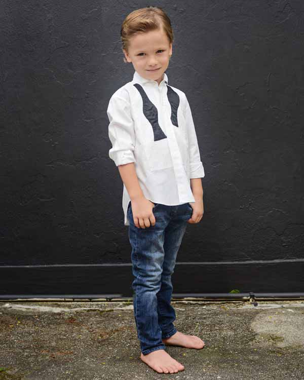 velveteen boys holiday james bond outfit
