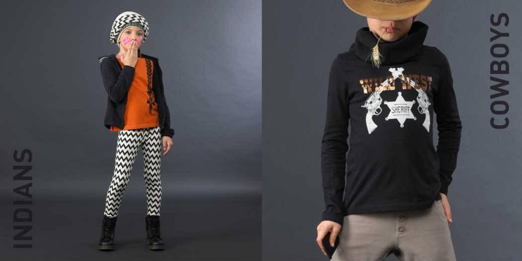 yporque indians and cowboys collection