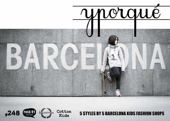yporque Barcelona Style Fall Winter 2013