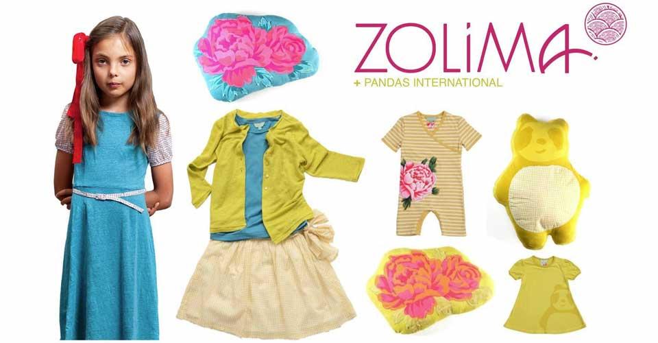 zolima girls clothes panda international