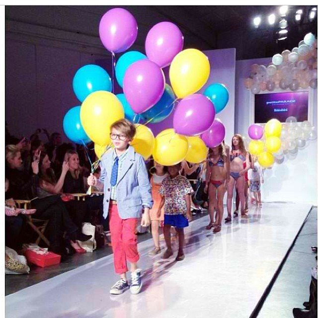 Andy and Evan Kids Fashion Show
