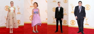 Celebrity kids fashion emmy awards