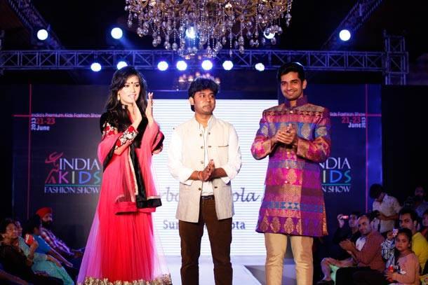 India Kids Fashion Show