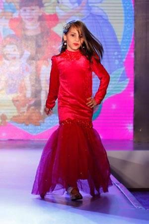 India Kids Fashion Show Dashin Fashion