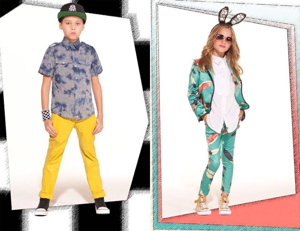 La Miniatura Kids Spring Summer 2014