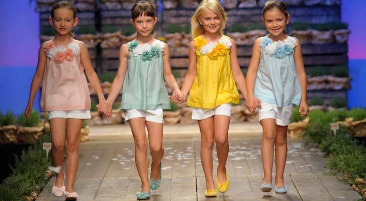 Pitti Bimbo il Gufo Fashion Show