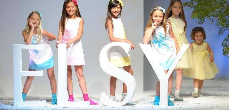 Pitti Bimbo Elsy Girl Fashion Show
