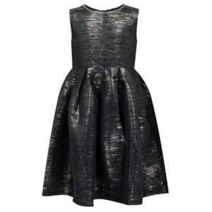 Rachel Riley Black Sparkle Dress