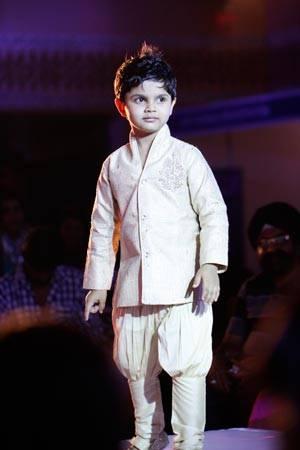 Sarthak Grover in Designer Kirti Rathores Attire