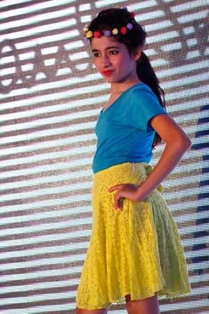 Shanaya Rawat for Designer Paul Smith
