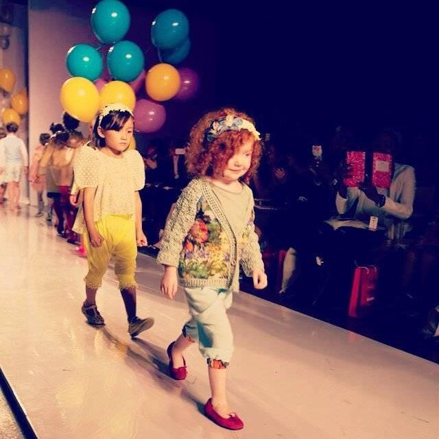 suoak kids fashion show