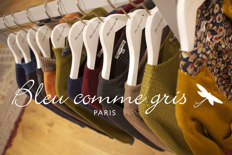 bleu comme gris paris kids clothing