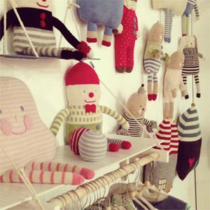 fournier hand knit toys playtime new york