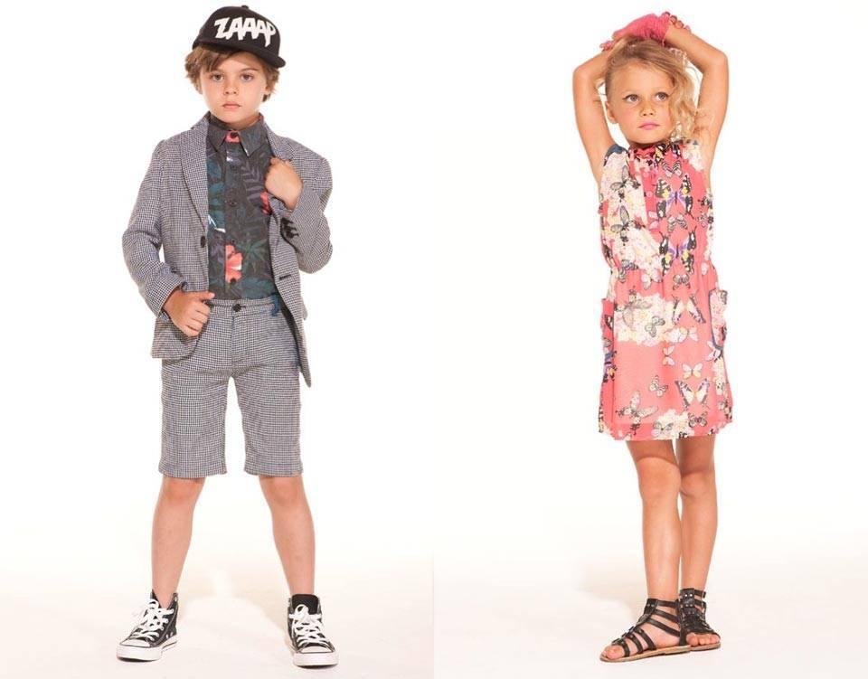 la miniatura kids spring summer collection