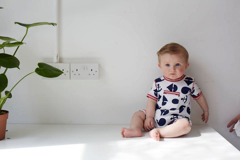 lilly and sid baby clothes spring summer 2014
